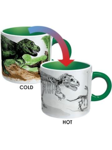 "UPG Kaffeebecher ""Dinosaurier"", wärmesensibel"