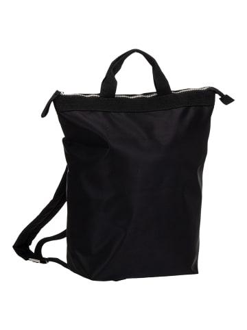 Six Rucksack in schwarz