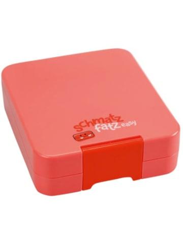 Schmatzfatz Brotdose easy Snackbox Coral