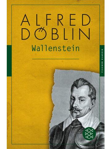 FISCHER Taschenbuch Wallenstein   Roman