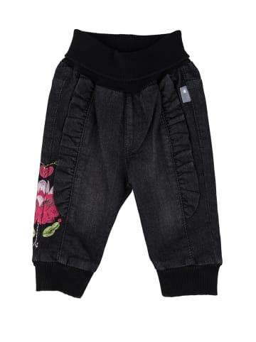 """Sigikid Jeans """"Rose Dance"""" in Schwarz"""