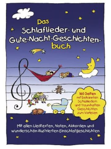 Lamp und Sumfleth Entertainment Das Schlaflieder- und Gute-Nacht-Geschichtenbuch