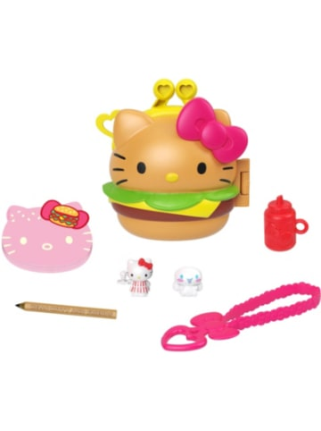 Mattel Hello Kitty & Friends Minis Hamburger-Restaurant