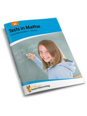 Hauschka Tests in Mathe - Lernzielkontrollen 4. Klasse