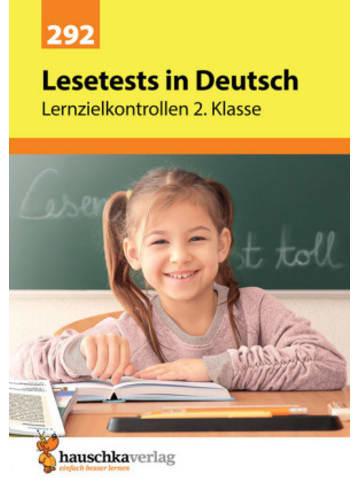 Hauschka Lesetests in Deutsch - Lernzielkontrollen 2. Klasse