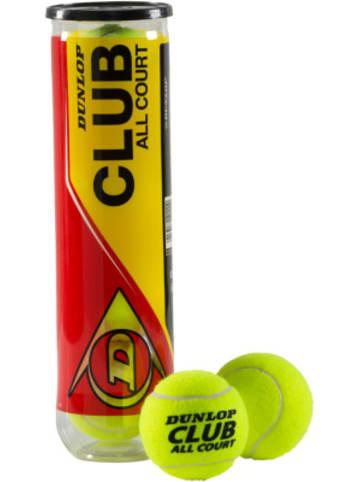 Dunlop Tennisball Club Allcourt