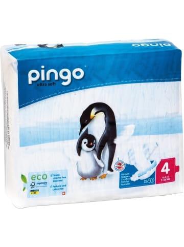 "Pingo BIO Windeln ""ultra soft"" MAXI Gr. 4 (7-18 kg) 40 Stück"