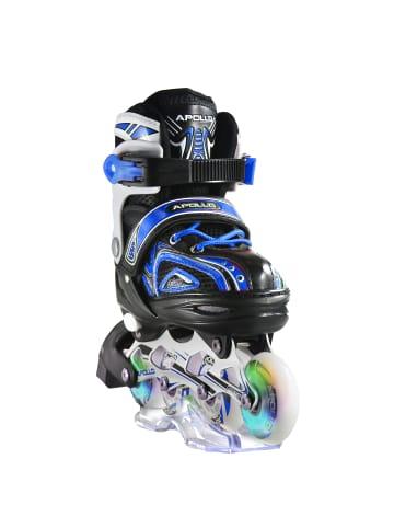 "Apollo Inline Skates "" Super Blades X-Pro "" in blau"
