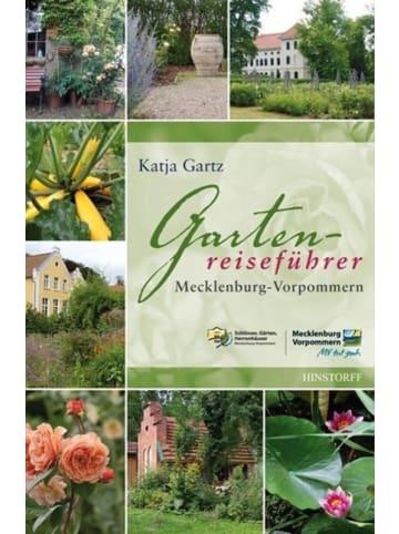 Hinstorff Gartenreiseführer Mecklenburg-Vorpommern