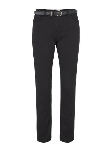 Womensbest Damen Jeans Rio Power Stretch in black