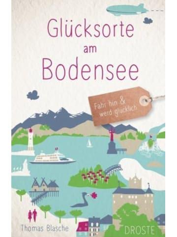 DROSTE Verlag Glücksorte am Bodensee
