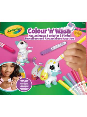 Crayola Colour ´N´ Wash - Hund und Katze