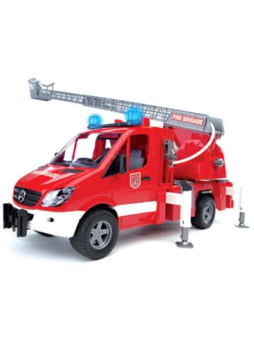 Bruder 02532 MB Sprinter Feuerwehr Drehleiter