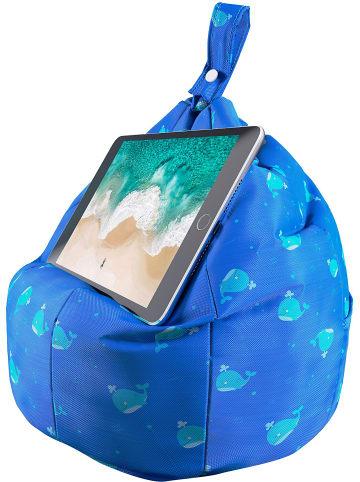 STRAX Planet Buddies - Tablet-Kissen Wal