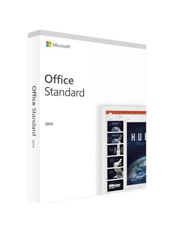 Microsoft Gutschein: Microsoft Office 2019 Standard