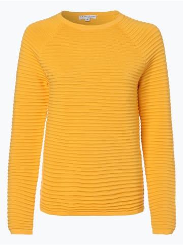Marie Lund Pullover in gelb