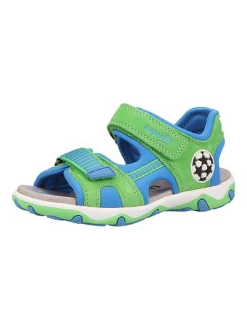 Superfit Sandalen in Grün/Blau