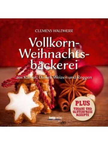 Kneipp Vollkorn-Weihnachtsbäckerei
