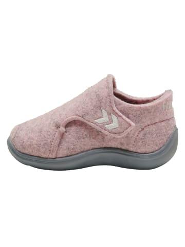 Hummel Sneakers Low Wool Slipper Infant in ROSE