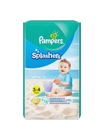 """Pampers Tragepack """"Pampers Splashers"""" Gr.3-4 (12 Stück)"""