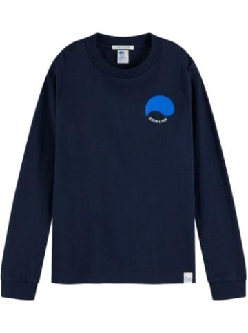 SCOTCH SHRUNK Langarmshirt , Organic Cotton