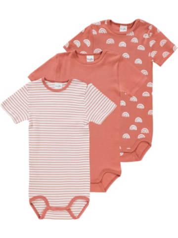 Sanetta Pure Kinder Body 3er Pack, Organic Cotton