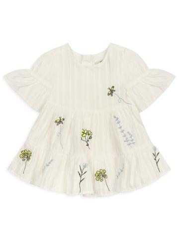 Panco Kleider - mit Reißverschluss - für Mädchen in Weiß