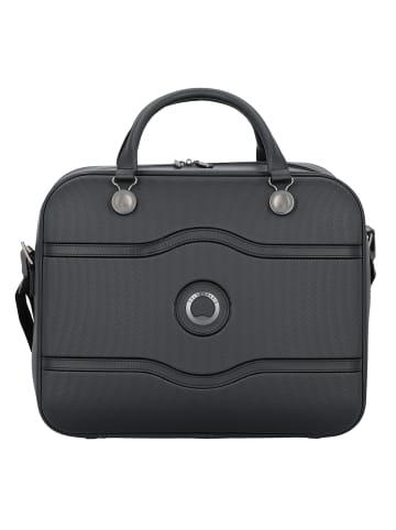 Delsey Chatelet Air Weekender Reisetasche 42 cm in schwarz
