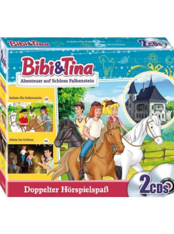 KIDDINX CD Bibi & Tina - Abenteuer auf Schloss Falkenstein