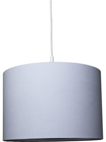 Waldi-Leuchten Pendelleuchte grau, Silhouette Elefant, 1-flg.