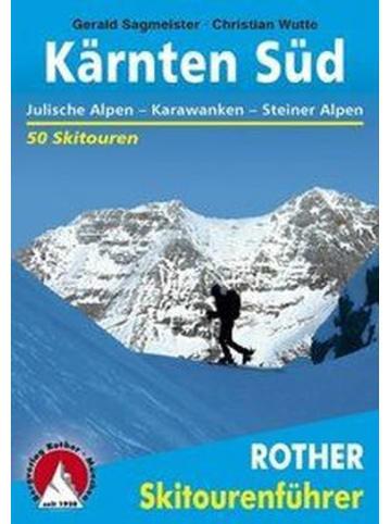 Bergverlag Rother Rother Skitourenführer Kärnten Süd