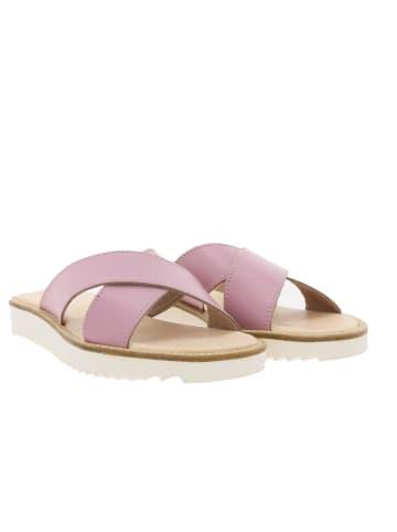 KAVAT Sandale in Rosa
