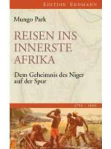 Edition Erdmann Reisen ins innerste Afrika | Dem Geheimnis des Niger auf der Spur (1795-1806)