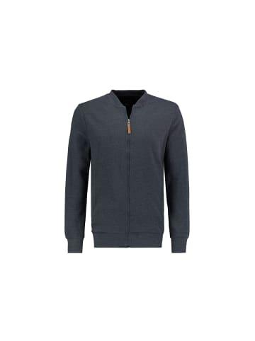Authentic Style Sweatjacken in marineblau