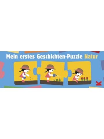 Laurence King Verlag Mein erstes Geschichten-Puzzle Natur