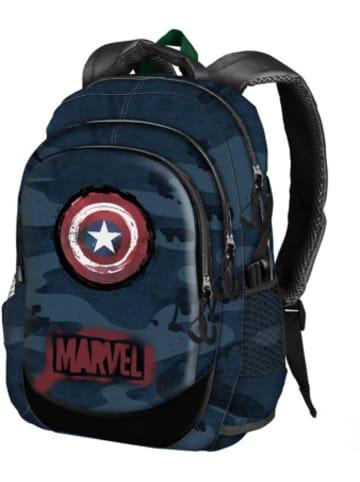 Marvel Heroes Freizeitrucksack Captain Marvel