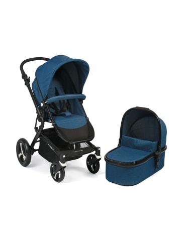 """CHIC 4 BABY Kinderwagen """"Passo"""" in Melange blau"""