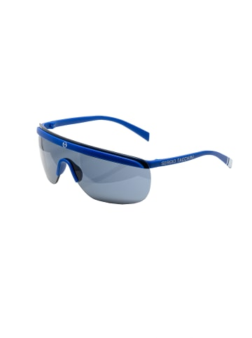 Sergio Tacchini Monoscheibensonnenbrille Eyewear Technical in navy