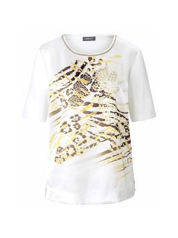 Basler T-Shirt in offwhite multicolour