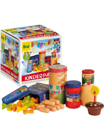 Erzi Kinderparty Spiellebensmittel