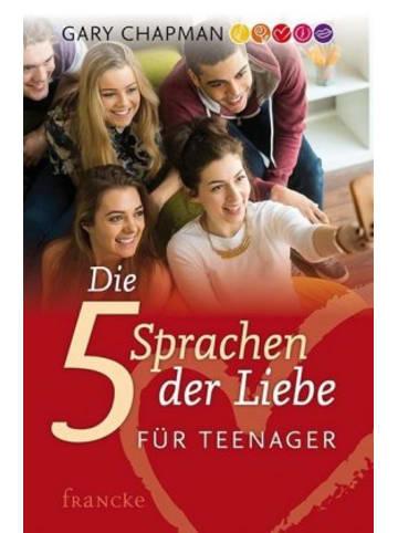 Francke-Buchhandlung Die 5 Sprachen der Liebe für Teenager