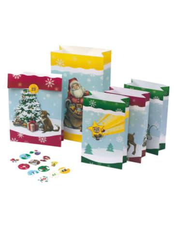 Roth Lichtentanne 24 Adventstütchen zum Befüllen für Kinder