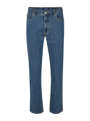 Eagle No. 7 5-Pocket-Jeans in blau