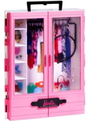 Mattel Barbie® Fashionistas Traum-Kleiderschrank, Barbie Möbel, Barbie Zubehör