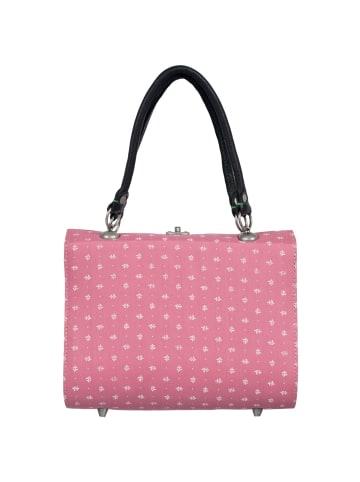 Almsach Trachtentasche in Rosa