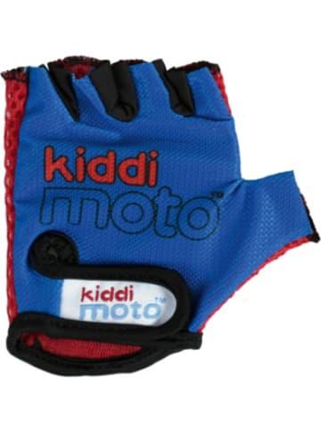 Kiddimoto Fahrradhandschuhe - Blau - S (2-5 jahre)