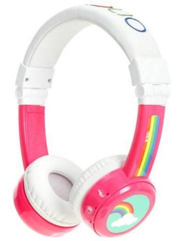 BuddyPhones Buddyphones Kopfhörer pink (inFlight Version)