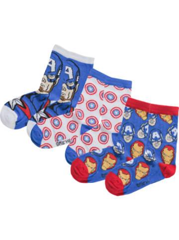 MARVEL Avengers Marvel Avengers Socken 3er Pack