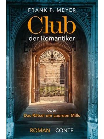 Conte Club der Romantiker   Das Rätsel um Laureen Mills