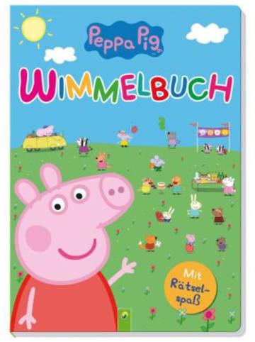 Schwager & Steinlein Peppa Pig Wimmelbuch